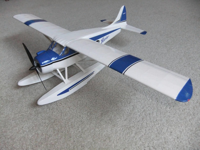 Guillows DHC-2 Beaver OFFERTA SPECIALE ** KIT balsa Aereo taglio laser